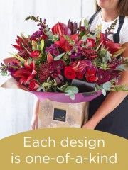 Christmas Hand-tied Bouquet £150