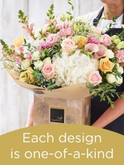 Hand-tied Bouquet £150